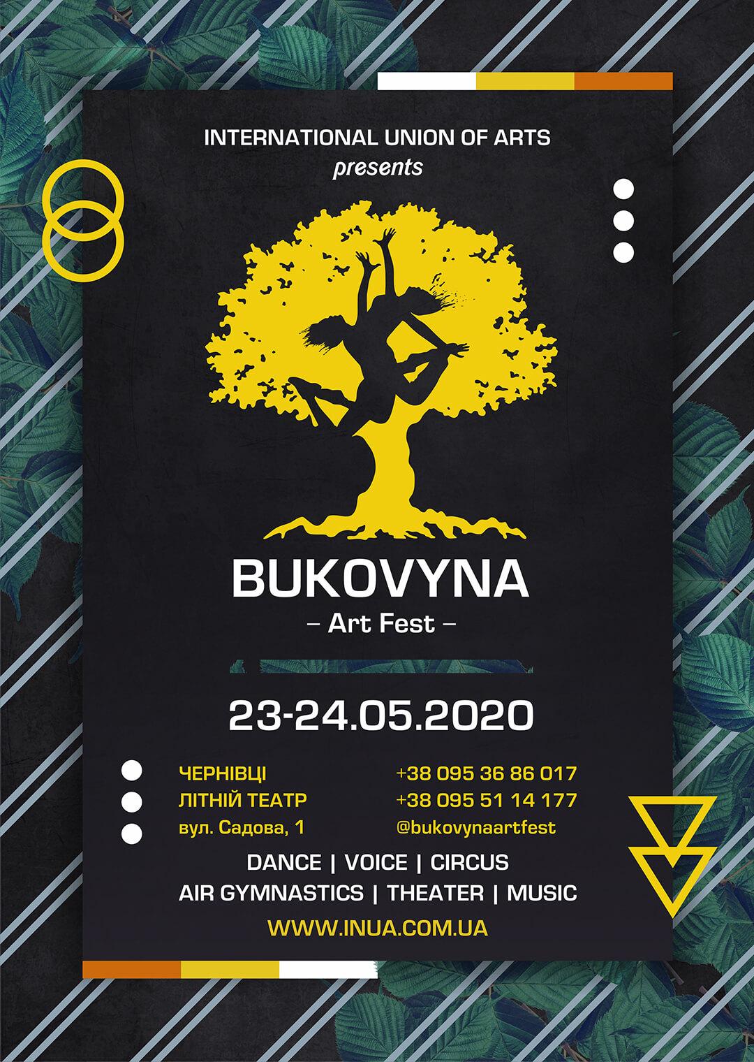 Bukovyna Art Fest_2020